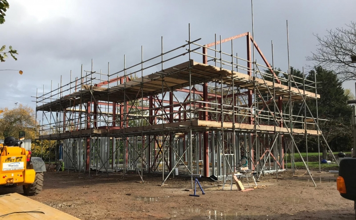 Framework Roofing Construction & Scaffolding, flat roofing, rubber roof, EDPM roof, scaffolder new roof, roofer, roof tiles, roof repair OXFORDSHIRE_003