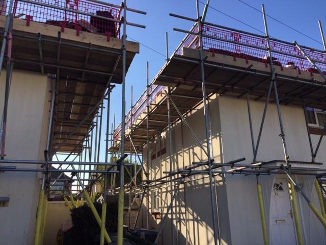 Framework Roofing Construction & Scaffolding, Scaffolding hire Oxfordshire scaffolder, Brick guards, scaffolder, builder, local OXFORDSHIRE_