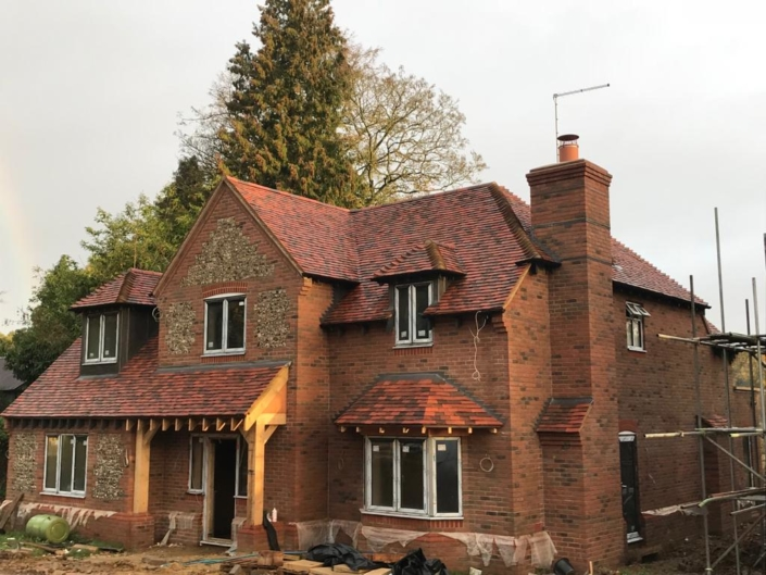 Scaffolding hire Framework Roofing Construction & Scaffolding, scaffolders, flat roofing, rubber roof, EDPM roof, scaffolder new roof, roofer, roof tiles, roof repair OXFORDSHIRE_001